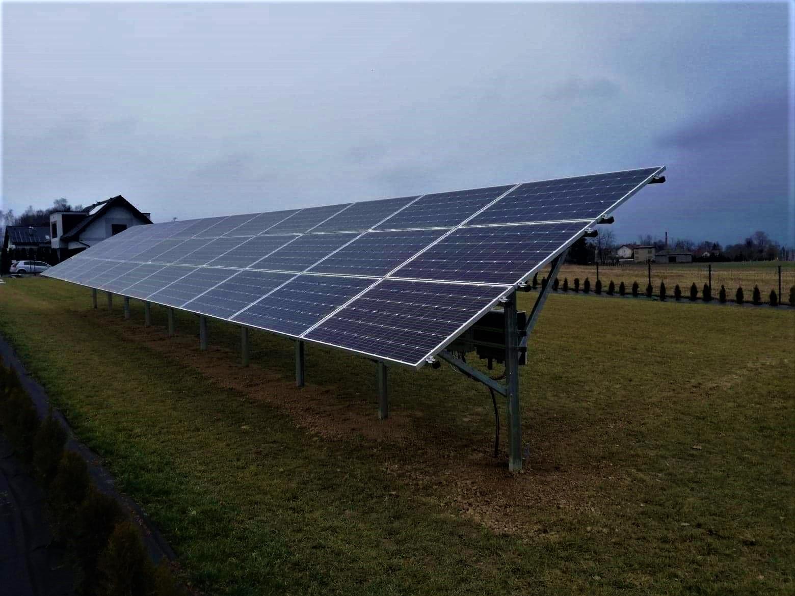 inwestycja słońca słoneczne dachu wodzisław śląski fotowoltaika